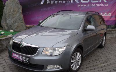 Škoda Superb 2,0 TDI CR