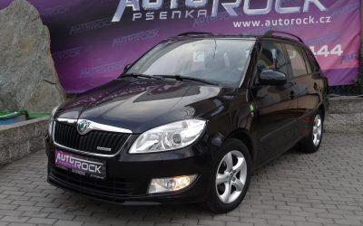 Škoda Fabia 1,2TDI CR 55kW