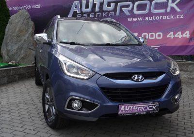 Hyundai Tuscon ix352,0122kW