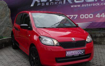 Škoda Citigo, 1,0MPI 44kW