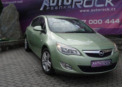 Opel Astra, 1,4i Turbo 103kW